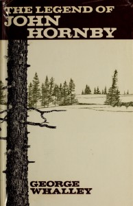 legendofjohnhornby cover